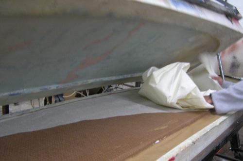 release liner crepe paper