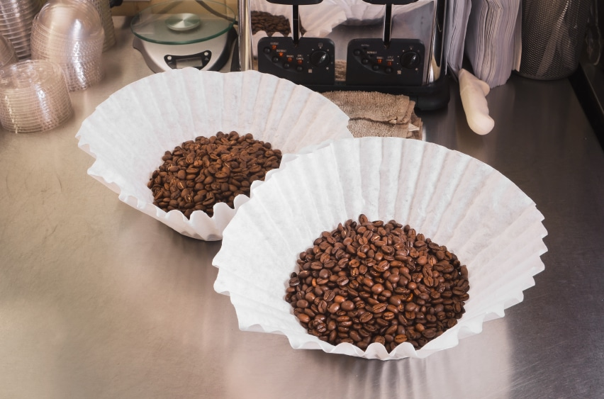 coffee filter & food papers offered by Flexlink llc.